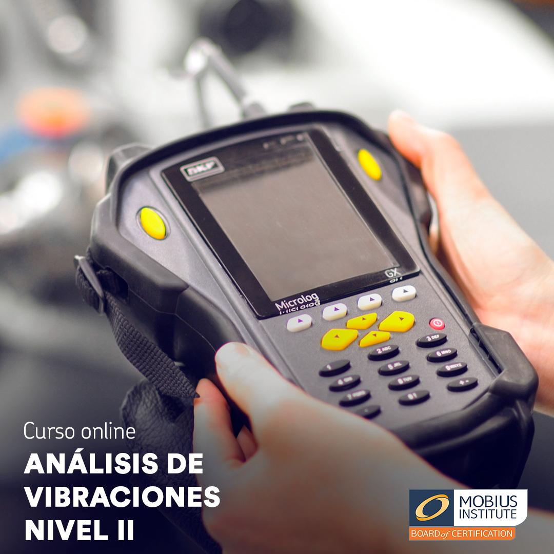 Curso Online: Análisis de Vibraciones Nivel II