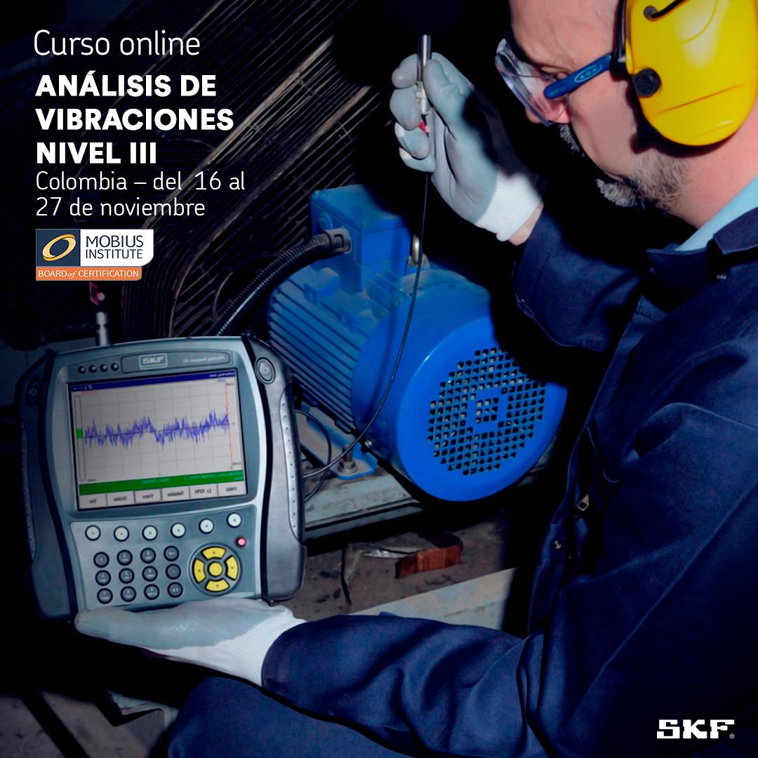 Análisis de Vibraciones Nivel III