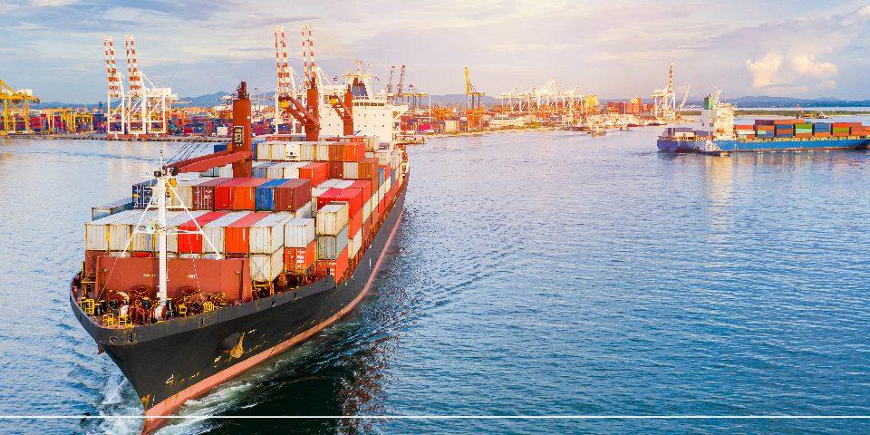 rodamiento para barcos de alta mar