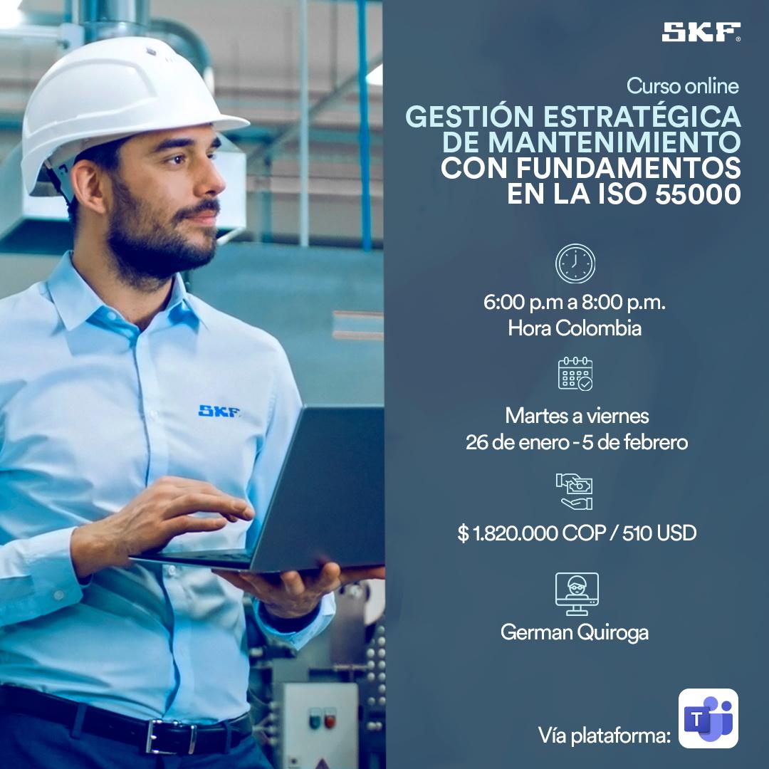 Gestión estratégica de mantenimiento con fundamentos en la ISO 55000