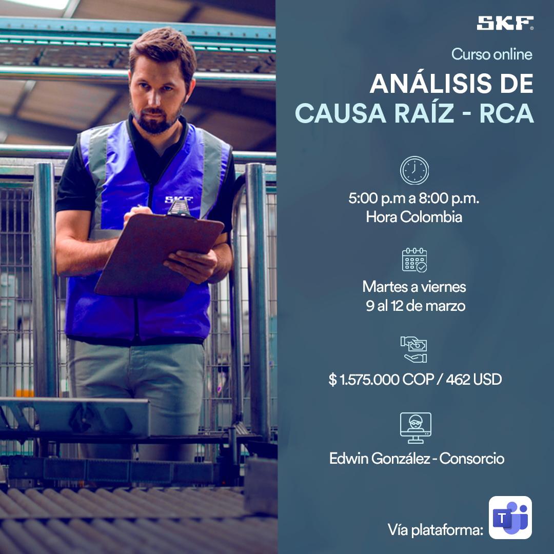 Análisis de Causa Raíz – RCA