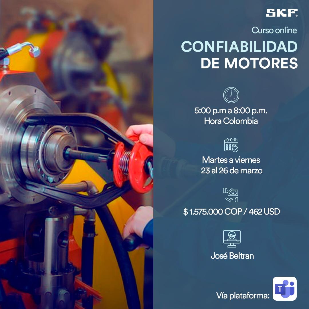 Confiabilidad de motores