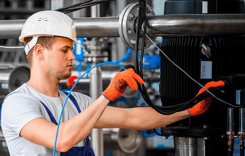 ¿Cómo afectan las condiciones de operación de su ventilador centrífugo la lubricación en sus rodamientos?