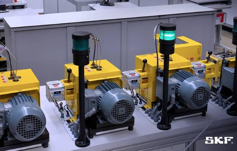 ¿Por qué es importante la lubricación en un motor eléctrico?