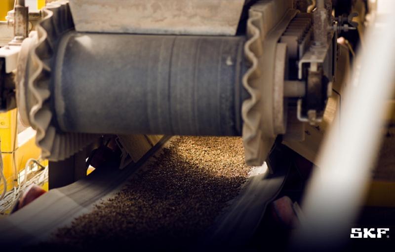 Solución de rodamientos bipartidos para activos de difícil mantenibilidad