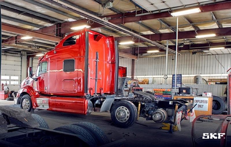 Principales causas de fallos de los extremos de rueda en tracto-camiones y trailers