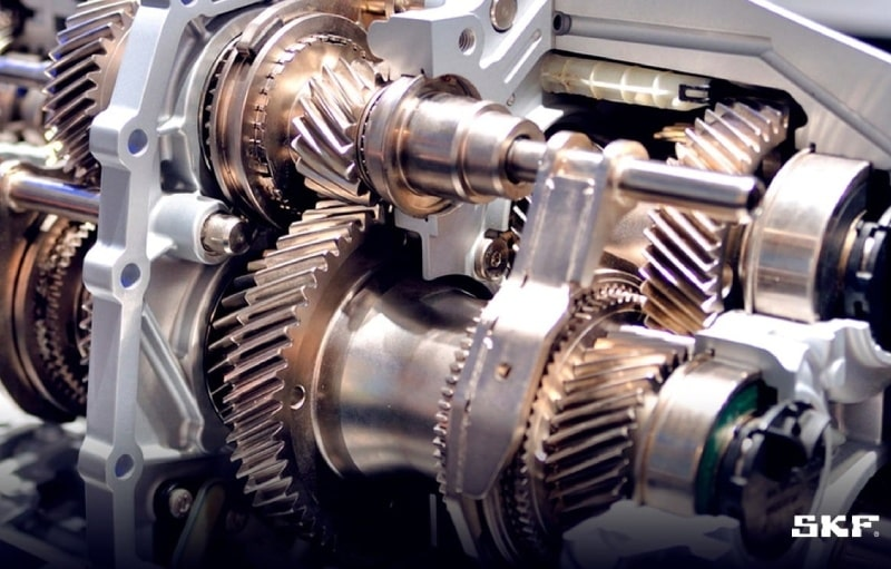 Soluciones SKF para aplicaciones en cajas de transmisión y diferenciales (catarinas) en el segmento pesado