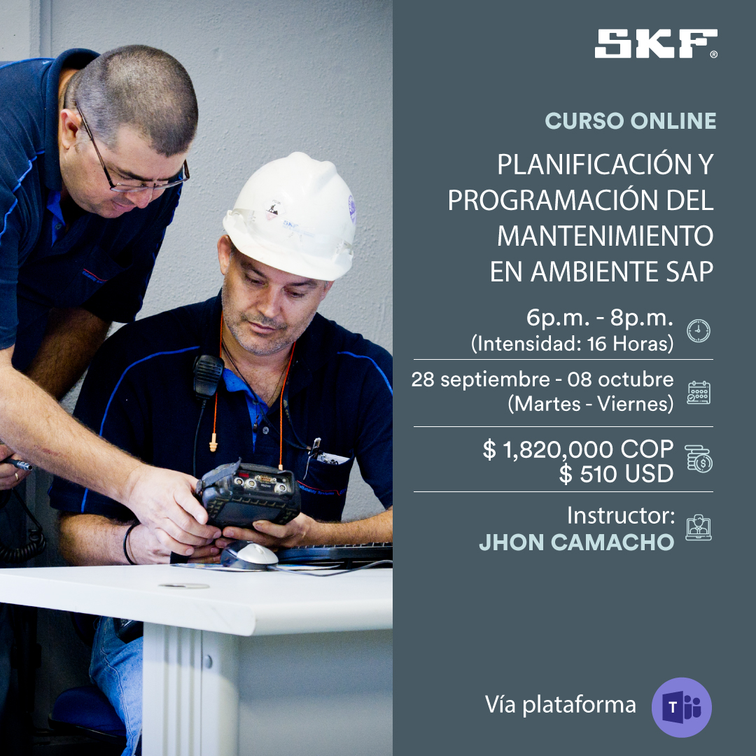 Planificación y Programación del Mantenimiento en Ambiente SAP